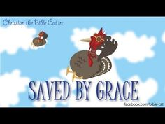 Saved by Grace, Happy Thanksgiving Animated Christian Video