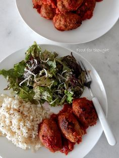 Food for thought: Σουτζουκάκια στο φούρνο Greek Recipes, Food Styling, Risotto, Main Dishes, Recipies, Food And Drink, Rice, Favorite Recipes, Beef