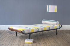 Mark Making, Ottomans, Daybed, Spring 2015, Collaboration, Beds, Lounge, Couch, London