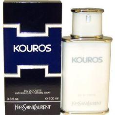 Yves Saint Laurent Kouros Eau De Toilette Spray 100 ml | eBay jewels2u2010