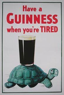 Done. Ah...Guinness.