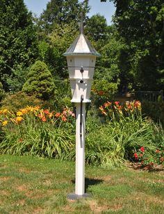 Fletcher Steele Birdhouse