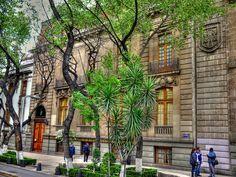 Ciudad de Mexico Reforma Avenue.