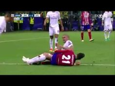 Pepe disgusting dive against Atletico Madrid!! UCL Final - http://tickets.fifanz2015.com/pepe-disgusting-dive-against-atletico-madrid-ucl-final/ #UCLFinal