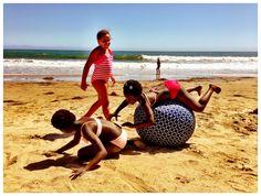 beach. fun. sun. www.myball.co/shop  #beach #fun #sun #summertime #play #beachfun