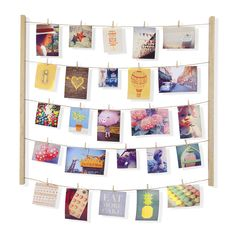 Buy Umbra Hangit Photo Display - Natural | Amara
