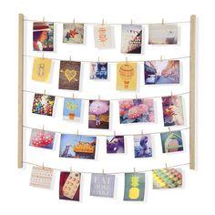 £20 Discover the Umbra Hangit Photo Display - Natural at Amara