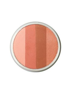 Wet n Wild MegaGlo Illuminating Powder, $3.99. Swirled together, the ribbons create a rose-gold blush; used individually (wet or dry), they make lids glisten.