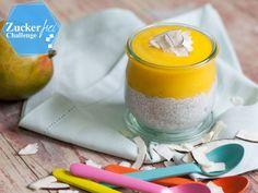 If you like Pina Coladas … dann wird unser Pina Colada Chia Pudding mit Sicherheit euer neues Lieblings-Frühstück werden!