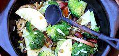 Denne sunde broccolisalat er let at tilberede, og den smager fantastisk godt. Opskriften på sund broccolisalat…