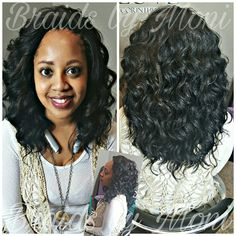 Braids by Moni Located in Mississippi Crochet Using Kima Ocean Wave hair