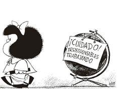 Hace unos días cumplió años uno de los caricaturistas más queridos, Quino, quien con su ingenio ha hecho reír a miles de personas alrededor del mundo. Quino se distingue por tener un humor inteligente en el que aborda las problemáticas mundiales de una forma a veces hasta un poco inocente, lo...
