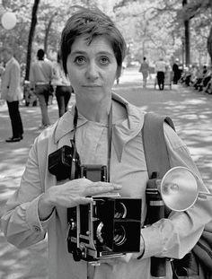 Diane Arbus, New York