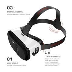 Novedad: UMi lanza las UMi VR BOX 3, unas gafas de realidad virtual muy económicas