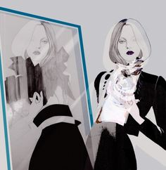Cecilia Carlstedt Fashion Illustrations (5)