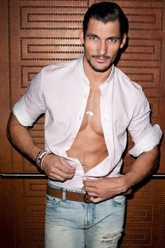 Hot Guys: David Gandy hot-guys ...Like what you see?! Find lots of gorgeous rich guys at www.wealthymen.us.tc