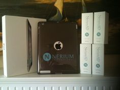 Congrats Caroline, on earning your Ipad from Nerium!