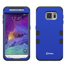 S6 Case, Galaxy S6 Case,Samsung Galaxy S6 Armor Case Heavy Duty High Impact Hybrid Protective Case 2-Layer Full-body Rugged Cover, Dual Layer Design + Impact Resistant Bumper-Dual Hard External Shell and Soft Internal Silicone Protection Inlay (Blue/Black) Vakoo http://www.amazon.com/dp/B00VLYDMZ4/ref=cm_sw_r_pi_dp_mJAqvb1N8HBRZ