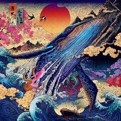 Top 11 des estampes modernes de Rlon Wang, franchement c'est pas moche du tout