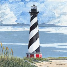 Cape Hatteras Lighthouse by imagesetc on Etsy