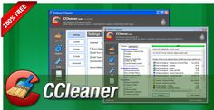 Free Download CCleaner pc optimization software