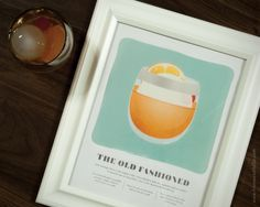 The Old Fashioned...Don Draper's cocktail of choice!