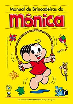 MANUAL DE BRINCADEIRAS DA MONICA