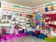 Decoracion de tienda de regalos