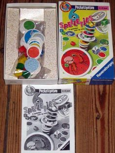 HONGS•Ravensburger - Pocket / Compact