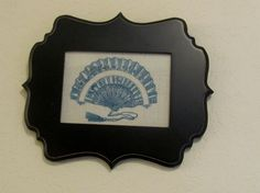 Vintage Style Fan by THATSSEWAWESOMEBYCB on Etsy, $25.00