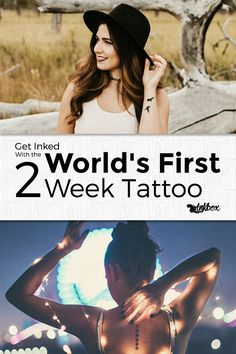 Inkbox is a brand-new type of tattoo that�s like nothing you�ve seen before. Made from fruit-based, all-natural ingredients, Inkbox tattoos are safe for your skin, pain-free and last just 2 weeks. It looks and feels just like a real tattoo�without the commitment. Find the perfect design for you at getinkbox.com