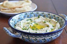 Baba Ghanouj-- I'll probably never make it, but I love it! Best I ever had was in Jordan, but this looks close enough!