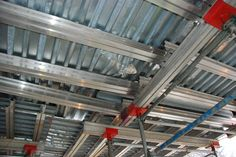 Emergency scaffolding - why you NEED overhead protection. Read more // & Pin by Superior Scaffold on Canopy overhead protection sidewalk ...