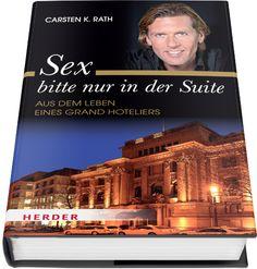 """Heute ist es soweit. """"Sex bitte nur in der Suite – Aus dem Leben eines Grand Hoteliers"""" wurde an die Buchhandlungen ausgeliefert. Ich freue mich riesig! Auf http://sex-bitte-nur-in-der-suite.de/ finden Sie eine Leseprobe und Online-Bestellmöglichkeiten für Buch und Ebook."""