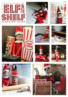Elf on the Shelf: Planning Guide