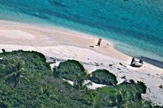 Um homem e uma mulher que estavam presos em uma ilha deserta no estado de Chuuk…