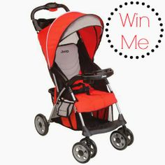 Holiday Gift Guide - Kolcraft Jeep Cherokee Sport Stroller #Giveaway