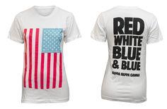 Kappa and America? Too perfect. LOVVVEEEE!!!
