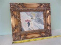 Antik ÖLGEMÄLDE Gems, Frame, Home Decor, Pictures, Picture Frame, Decoration Home, Room Decor, Rhinestones, Jewels