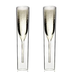 Charles & Marie: IO Champagne Glass Set Of 2, at 36% off!