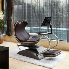 Beautiful Recliners Do they exist Recliner Reclining office