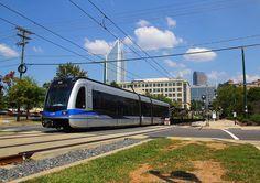 Charlotte Area Transportation System 1 Photograph