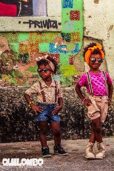 Marca infantil lança editorial a favor do cabelo crespo | Catraquinha