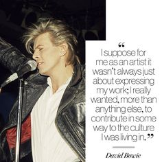The 10 Most Memorable David Bowie Quotes on Fame, Music, Life, and More