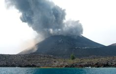 Krakatoa, Indonesia: The Krakatoa volcanoes form an island in Indonesia and are known for their eruption of 1883. The volcanoes erupted with a sound so large that it was believed to have been heard as far as 3,000 miles from the actual site. The eruption also led to the destruction of almost two-thirds of the Krakatoa islands and casualty of more than 36,000 people.