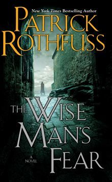 """Sequel to """"The Name of the Wind."""" This is the author's second published book ever, and puts him on par with George R.R. Martin in terms of a legendary fantasy writer. Though quite long, this series is well worth reading."""