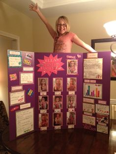 "Science Fair Project ""What Bubblegum Blows the Biggest Bubble?"""