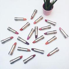 Rouges à lèvres Ilia Beauty chez MonCornerB