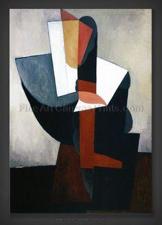 Diego Rivera: Portrait of a Poet 1916