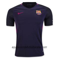 Camiseta Barcelona 2016/17 Segunda Equipacion